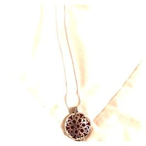 Jewelry - Aroma diffuser necklace